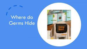 Where do Germs Hide