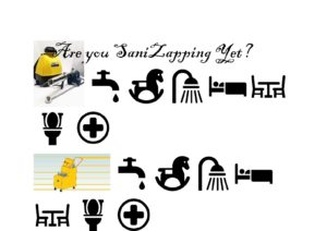 Are you SaniZapping Yet?