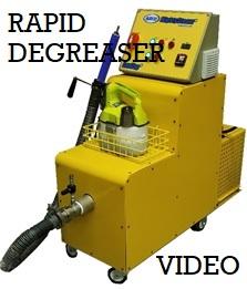 Rapid Steam Degreaser